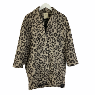 Primary Photo - BRAND: ZARA BASIC STYLE: JACKET OUTDOOR COLOR: ANIMAL PRINT SIZE: M SKU: 160-16071-74523