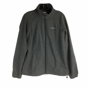 Primary Photo - BRAND: COLUMBIA STYLE: JACKET OUTDOOR COLOR: GREY SIZE: L SKU: 160-160219-1695