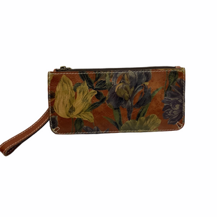 Primary Photo - BRAND: PATRICIA NASH STYLE: WRISTLET COLOR: FLORAL OTHER INFO: AS IS(WEAR/SPOTTING) SKU: 160-160197-13647