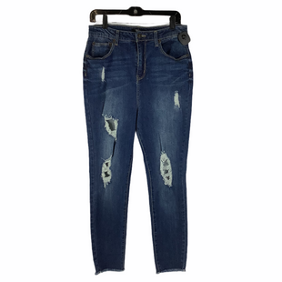 Primary Photo - BRAND: FOREVER 21 STYLE: JEANS COLOR: DENIM SIZE: 8 (30)SKU: 160-160237-1285