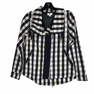 Primary Photo - BRAND: CROWN AND IVY STYLE: JACKET OUTDOOR COLOR: PLAID SIZE: PETITE   SMALL SKU: 160-160216-1919