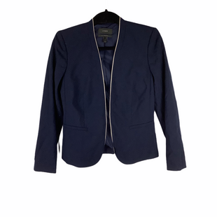 Primary Photo - BRAND: J CREW O STYLE: BLAZER JACKET COLOR: NAVY SIZE: XS SKU: 160-16071-72474