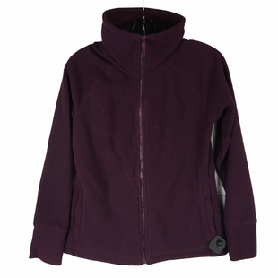 Primary Photo - BRAND:    CLOTHES MENTOR STYLE: FLEECE COLOR: PURPLE SIZE: M OTHER INFO: NAMEBRAND - SKU: 160-160216-1908