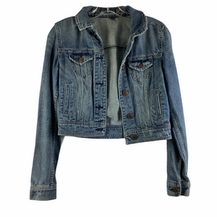 Primary Photo - BRAND: AMERICAN EAGLE STYLE: JACKET OUTDOOR COLOR: DENIM SIZE: XS SKU: 160-16071-79098