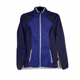 Primary Photo - BRAND: CHAMPION STYLE: JACKET OUTDOOR COLOR: BLUE SIZE: S SKU: 160-160197-13070