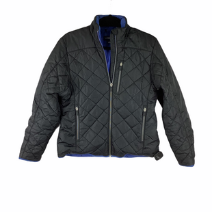 Primary Photo - BRAND: LANDS END STYLE: JACKET OUTDOOR COLOR: BLACK SIZE: S SKU: 160-160216-1535