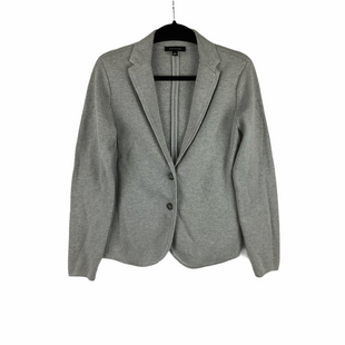Primary Photo - BRAND: ANN TAYLOR O STYLE: BLAZER JACKET COLOR: GREY SIZE: S SKU: 160-160197-13084