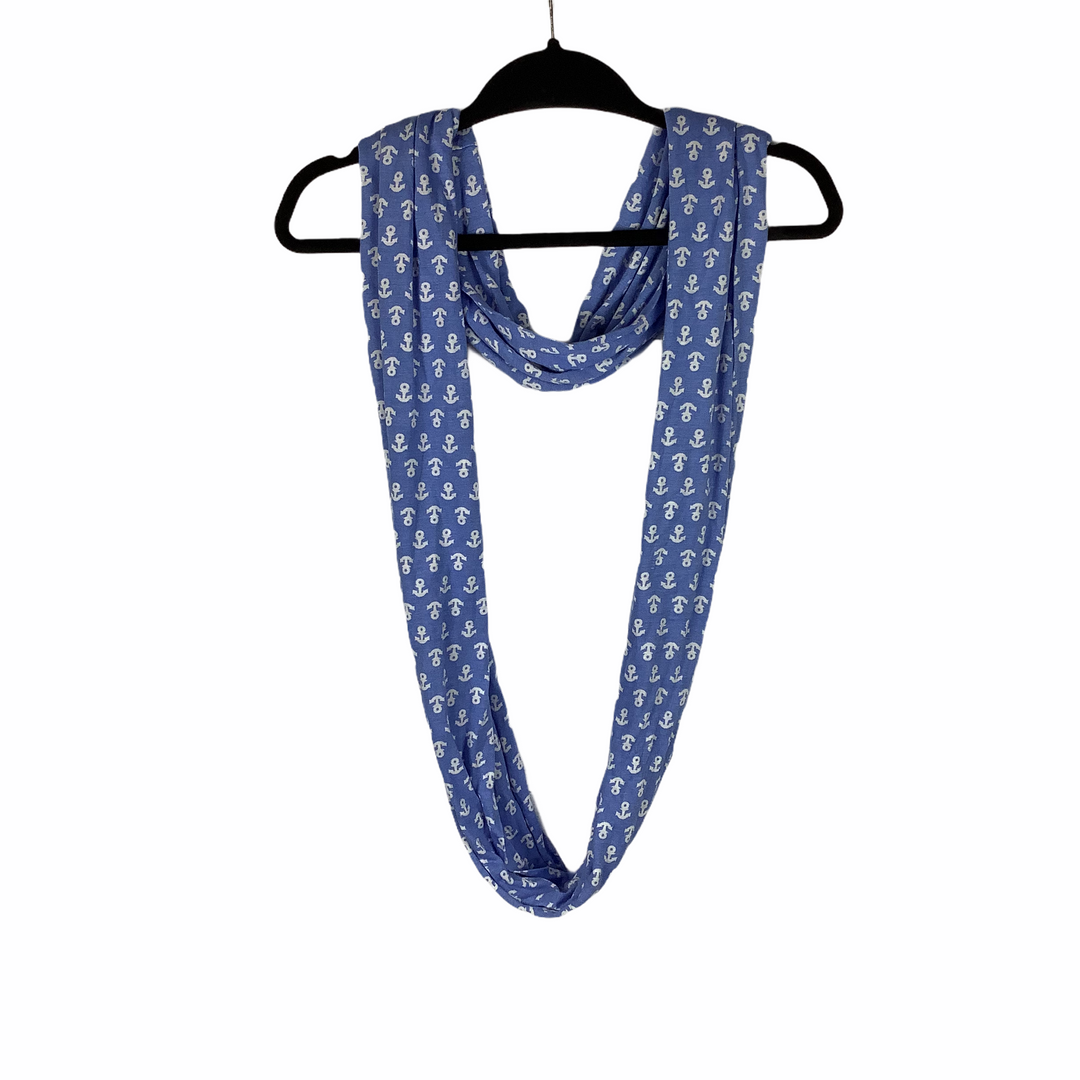 Primary Photo - BRAND: SPERRY <BR>STYLE: SCARF <BR>COLOR: BLUE WHITE <BR>OTHER INFO: AS IS PILLING <BR>SKU: 160-160197-11069