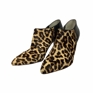 Primary Photo - BRAND: MICHAEL BY MICHAEL KORS STYLE: BOOTS DESIGNER COLOR: ANIMAL PRINT SIZE: 8.5 SKU: 160-160124-17944