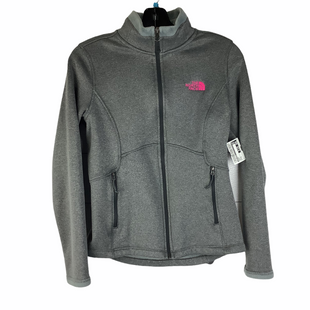 Primary Photo - BRAND: NORTHFACE STYLE: FLEECE COLOR: GREY SIZE: S OTHER INFO: AS IS SKU: 160-16071-77443