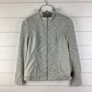 Primary Photo - BRAND:    CLOTHES MENTOR STYLE: JACKET OUTDOOR COLOR: GREY SIZE: M OTHER INFO: JULIE BILLIART - SKU: 160-160219-269