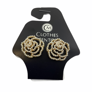 Primary Photo - BRAND:    CLOTHES MENTOR STYLE: EARRINGS COLOR: GOLD SILVER SKU: 160-160218-3668