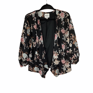 Primary Photo - BRAND: JULES & LEOPOLD STYLE: BLAZER JACKET COLOR: BLACK SIZE: M SKU: 160-160216-779