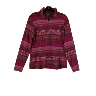 Primary Photo - BRAND: EDDIE BAUER O STYLE: FLEECE COLOR: PINK PURPLE SIZE: M SKU: 160-160208-135