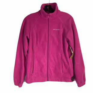 Primary Photo - BRAND: COLUMBIA STYLE: FLEECE COLOR: PINK SIZE: M SKU: 160-160197-16927
