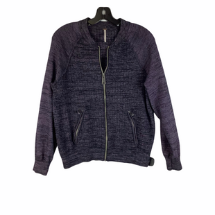 Primary Photo - BRAND: FREE PEOPLE STYLE: JACKET OUTDOOR COLOR: PURPLE SIZE: M SKU: 160-16071-76277