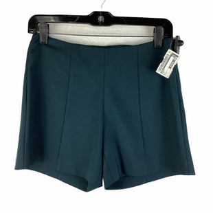 Primary Photo - BRAND: ECRU STYLE: SHORTS COLOR: TEAL SIZE: 0 SKU: 160-160218-3255