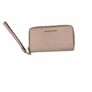 Primary Photo - BRAND: MICHAEL KORS STYLE: WRISTLET COLOR: PINK SKU: 160-160186-10711AS IS