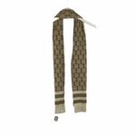 Photo #1 - BRAND: MICHAEL BY MICHAEL KORS <BR>STYLE: SCARF WINTER <BR>COLOR: TAN <BR>SKU: 160-160197-14926