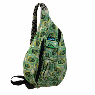 Primary Photo - BRAND: KAVU STYLE: BACKPACK COLOR: GREEN SIZE: MEDIUM AS IS - WEARSKU: 160-16071-74467