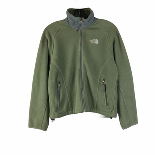 Primary Photo - BRAND: NORTHFACE STYLE: FLEECE COLOR: GREEN SIZE: XS OTHER INFO: AS IS SKU: 160-16071-73628