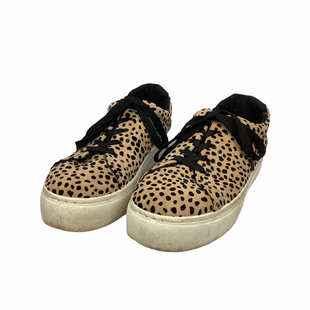 Primary Photo - BRAND: QUPID STYLE: SHOES FLATS COLOR: ANIMAL PRINT SIZE: 7 OTHER INFO: AS IS(WEAR/SPOTTING) SKU: 160-160197-11013