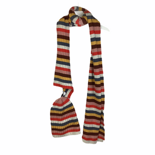 Primary Photo - BRAND: MADEWELL STYLE: SCARF WINTER COLOR: MULTI OTHER INFO: 2 PIECE SKU: 160-160197-8571