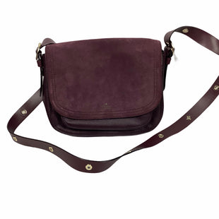 Primary Photo - BRAND: KATE SPADE STYLE: HANDBAG DESIGNER COLOR: PURPLE SIZE: SMALL OTHER INFO: AS IS SKU: 160-160197-12382