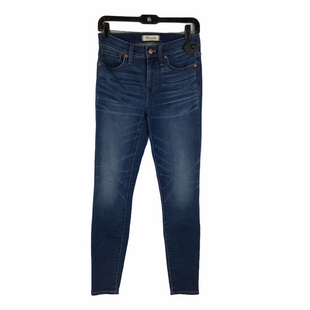 Primary Photo - BRAND: MADEWELL STYLE: JEANS COLOR: DENIM SIZE: 0 (25)SKU: 160-16071-78344