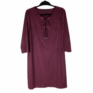 Primary Photo - BRAND: TIANA B STYLE: DRESS SHORT LONG SLEEVE COLOR: PURPLE SIZE: 16 SKU: 160-160180-18662
