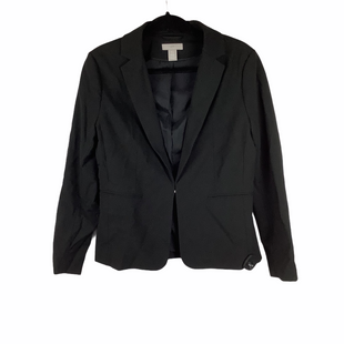Primary Photo - BRAND: H&M STYLE: BLAZER JACKET COLOR: BLACK SIZE: L SKU: 160-160197-12437