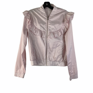 Primary Photo - BRAND: MELROSE AND MARKET STYLE: JACKET OUTDOOR COLOR: PINK SIZE: S SKU: 160-160218-228