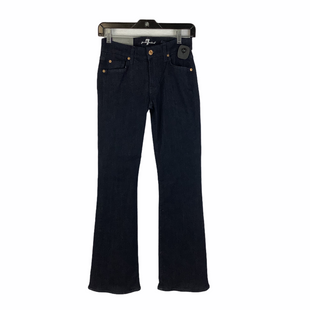 Primary Photo - BRAND: 7 FOR ALL MANKIND STYLE: JEANS COLOR: DENIM SIZE: 2 (25)SKU: 160-160228-4314