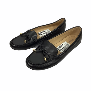 Primary Photo - BRAND: MICHAEL KORS STYLE: SHOES DESIGNER COLOR: BLACK SIZE: 9 SKU: 160-160216-504