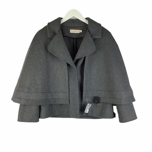 Primary Photo - BRAND: TORY BURCH STYLE: COAT WOOL/CAPE COMBOCOLOR: GREY SIZE: 14 OTHER: 2 PIECE SETSKU: 160-160228-1927
