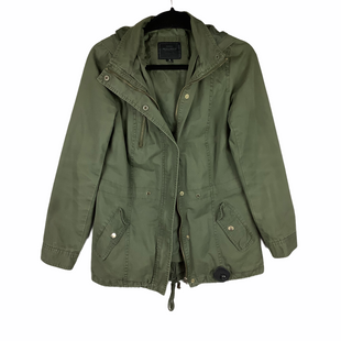 Primary Photo - BRAND:   CMC STYLE: JACKET OUTDOOR COLOR: OLIVE SIZE: S OTHER INFO: MISS LONDON - SKU: 160-160206-301