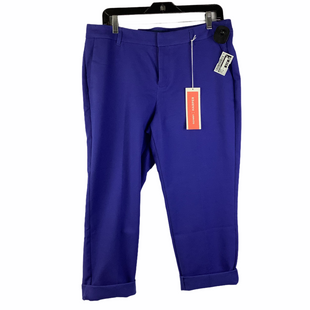 Primary Photo - BRAND: OLD NAVY STYLE: PANTS COLOR: PURPLE SIZE: 10 SKU: 160-160228-5663