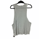 Photo #1 - BRAND: LULULEMON <BR>STYLE: ATHLETIC TOP <BR>COLOR: GREY WHITE <BR>SIZE: S <BR>SKU: 160-160180-21949