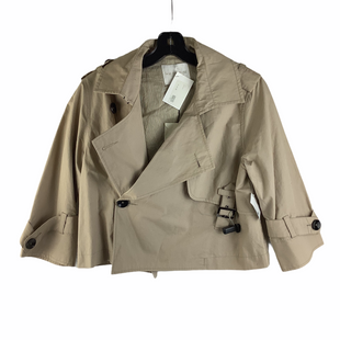 Primary Photo - BRAND: MM COUTURE STYLE: JACKET OUTDOOR COLOR: TAN SIZE: M SKU: 160-16071-74817