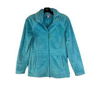 Primary Photo - BRAND: LILLY PULITZER STYLE: FLEECE COLOR: LIGHT BLUE SIZE: XS SKU: 160-160201-3270