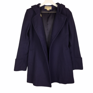 Primary Photo - BRAND: MICHAEL BY MICHAEL KORS STYLE: JACKET OUTDOOR COLOR: PURPLE SIZE: 6 SKU: 160-160216-787AS IS