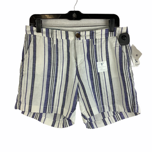 Primary Photo - BRAND: OLD NAVY O STYLE: SHORTS COLOR: BLUE WHITE SIZE: 4 SKU: 160-160239-175