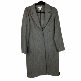 Primary Photo - BRAND: H&M STYLE: COAT LONG COLOR: GREY SIZE: XS SKU: 160-160124-19023