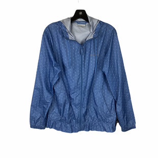 Primary Photo - BRAND: COLUMBIA STYLE: JACKET OUTDOOR COLOR: BLUE SIZE: S SKU: 160-160180-22971