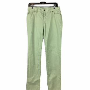 Primary Photo - BRAND: VINEYARD VINES STYLE: PANTS COLOR: GREEN SIZE: 8 SKU: 160-160197-6802