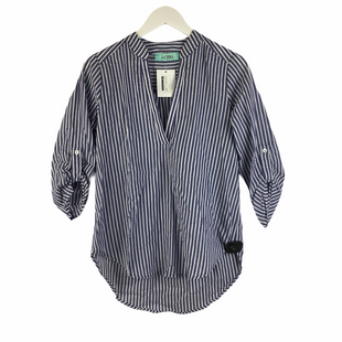 Primary Photo - BRAND: KARLIE STYLE: TOP LONG SLEEVE COLOR: STRIPED SIZE: S SKU: 160-16071-78456