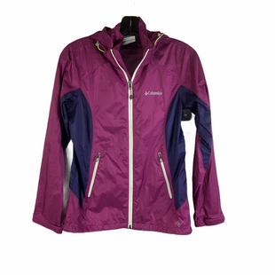 Primary Photo - BRAND: COLUMBIA STYLE: JACKET OUTDOOR COLOR: PURPLE SIZE: M SKU: 160-16071-76140