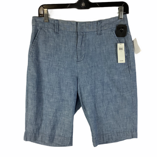Primary Photo - BRAND: GAP STYLE: SHORTS COLOR: BLUE SIZE: 0 SKU: 160-160197-5814