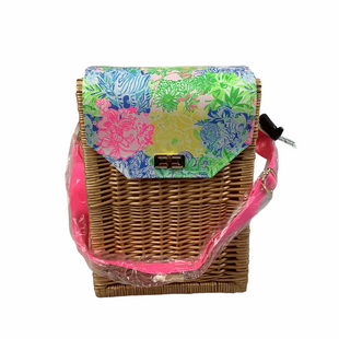 Primary Photo - BRAND: LILLY PULITZER STYLE: ACCESSORY TAG COLOR: STRAW SKU: 160-16071-78229