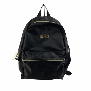 Primary Photo - BRAND: JESSICA SIMPSON STYLE: BACKPACK COLOR: BLACK SIZE: MEDIUM OTHER INFO: AS IS (SPOTTING) SKU: 160-160218-3801